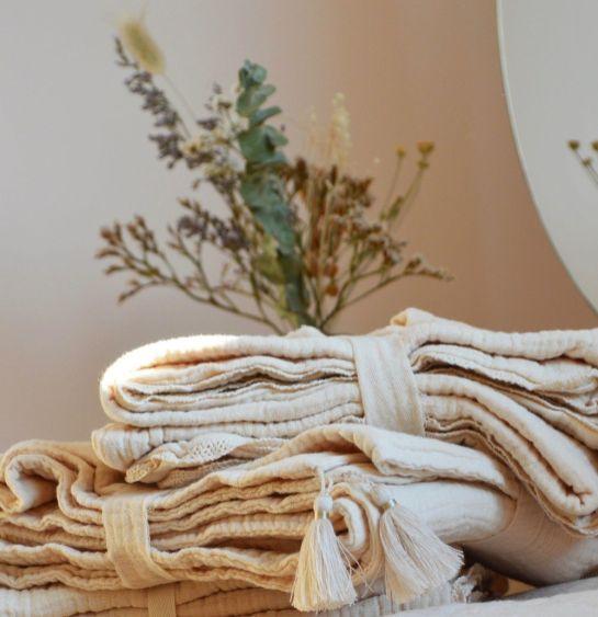 Les couvertures pour nouveau-né