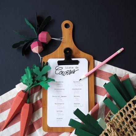 Papierpapierpapier, Laure Farion - Blog famille Sunday Grenadine
