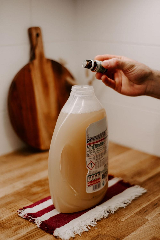 l'huile essentielle