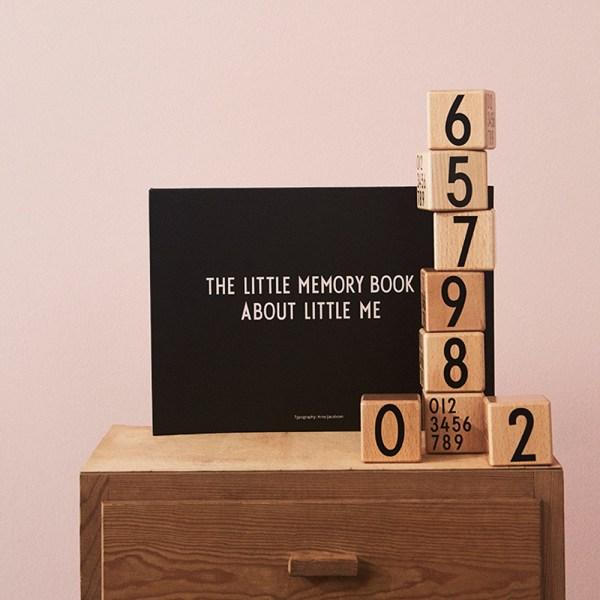 Design Letters - Album enfant Little Me - Blog famille Sunday Grenadine
