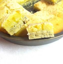Lemon Poppyseed Bars