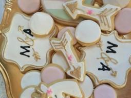 boho sugar cookies