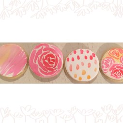 Water Color Sugar Cookies