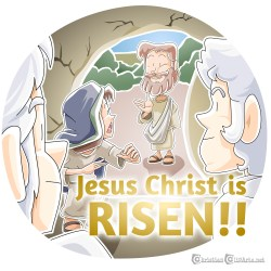 Jesus Christ is Risen Sunday School for Kids