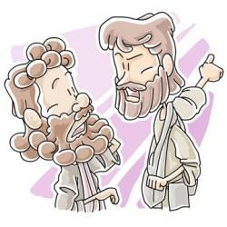Matthew 16 Sunday School Lesson - Jesus rebukes Peter
