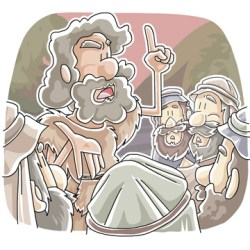 John the Baptist Mark 1 Sunday School Lesson