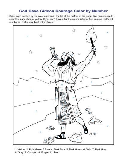 Joshua 24 15 Coloring Page