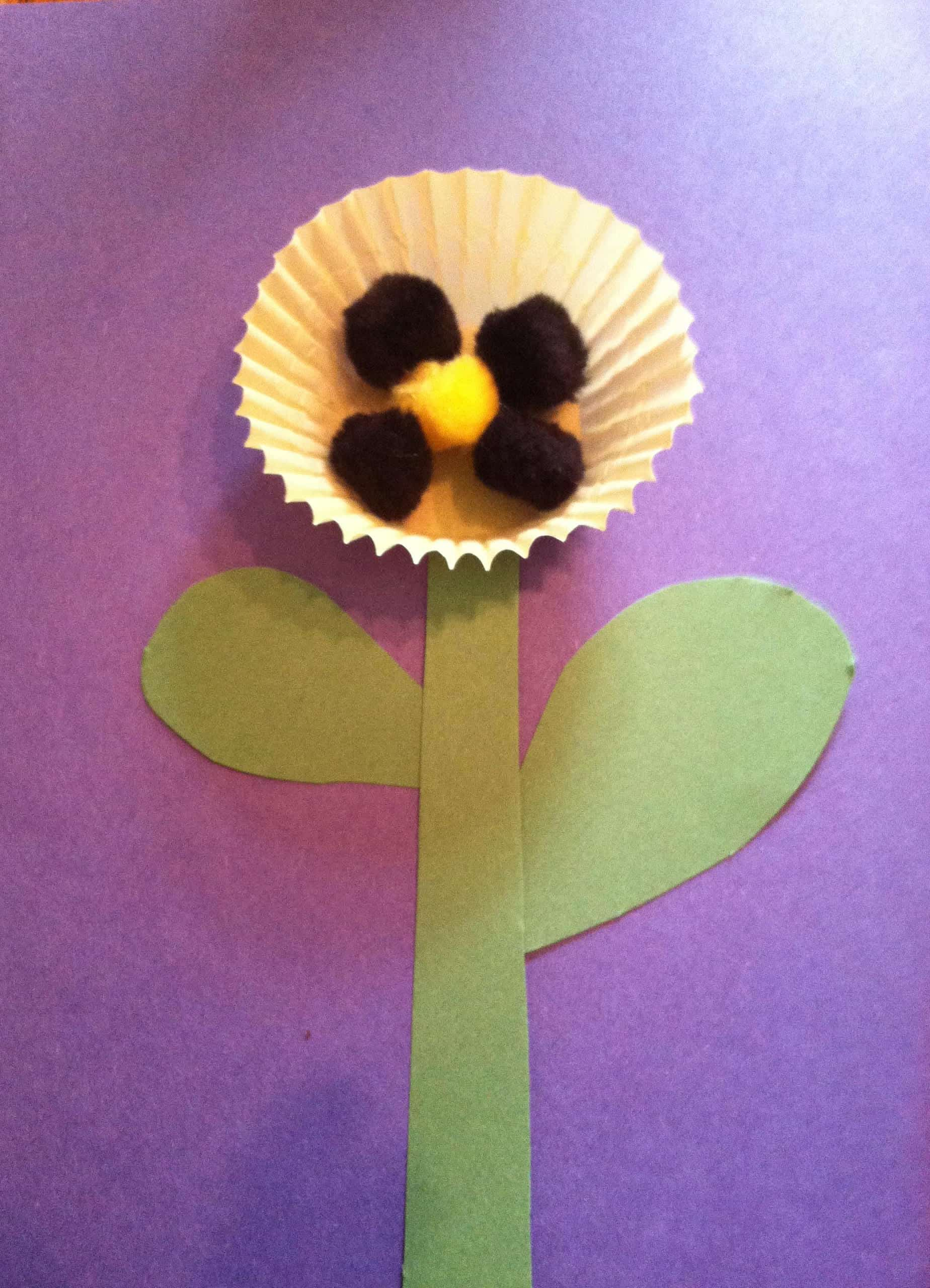 God Made Plants Bible Craft Childrens Bible Activities