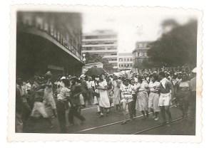 Carnaval - Praça Maùa - Rio de Janeiro - 1951