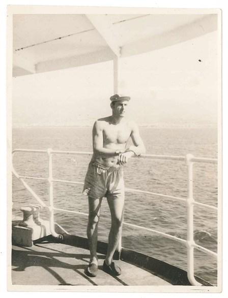 Strait of Sicile - 5 août 1958