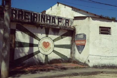 Un des deux clubs de foot de Paqueta