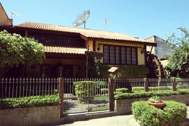 Une maison de Paqueta