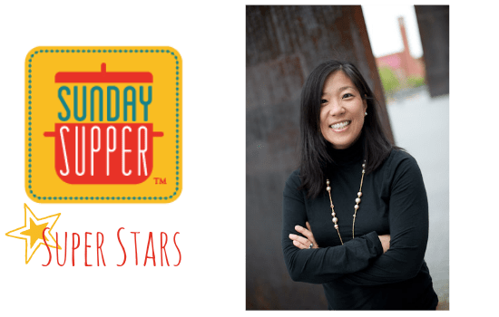 Sunday Supper Super Stars - Amy from KimchiMOM