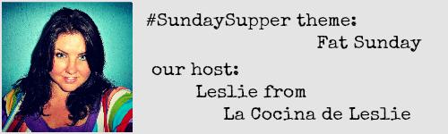 Fat Sunday host Leslie