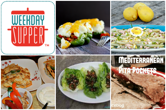 Weekday Supper 4.14-4.18