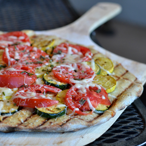 Summer Squash Pizza by Supper for a Steal