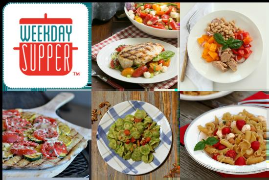 Weekday Supper 6.16-6.20