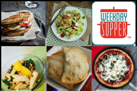 Weekday Supper Menu 8.18-8.22