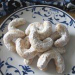 Greek Wedding Cookies in the Cookie Jar