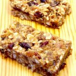Chewy No-Bake Granola Bars – Michael Symon's 5 in 5