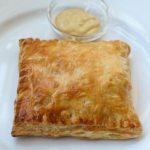 Chicken and Gruyere Turnovers from Dinner Made Simple
