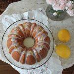 Lemon Yogurt Pound Cake and Best Potluck Dishes #SundaySupper