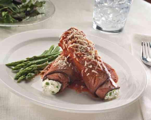 Sunday Supper recipes: Italian Cheese Roast Beef Rolls #WeekdaySupper #BestBeef