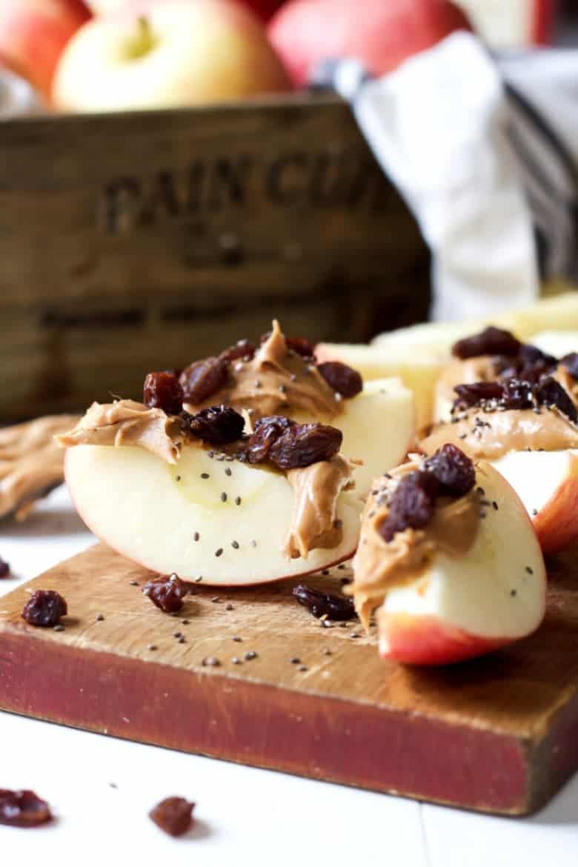 Apple Peanut Butter Energy Bites From Joyful Healthy Eats