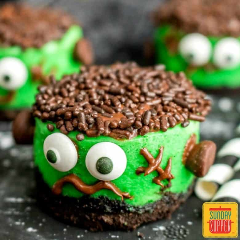 Halloween Finger Foods #SundaySupper
