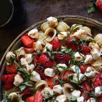 Healthy Family Recipes Using Strawberries #SundaySupper