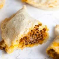 Puerto Rican Baked Empanadas (Pastelillos de Carne)