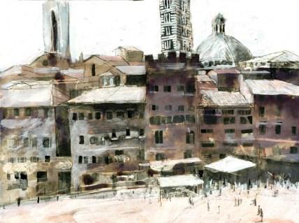 Barry Idris Jackson, Siena