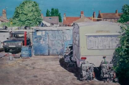 James Judge, Unit 18 - £3500