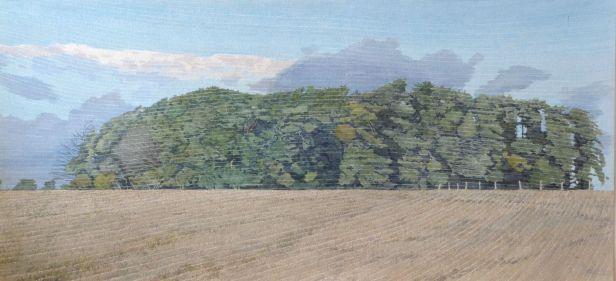 Michael Williams, The Pheasant Wood, November