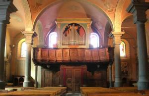 la chiesa di Antagnod, chiesa cattolica, organo, parrocchia, ayas, Meteo Ayas
