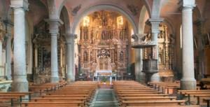 la chiesa di Antagnod, chiesa cattolica, altare, parrocchia, ayas, Meteo Ayas