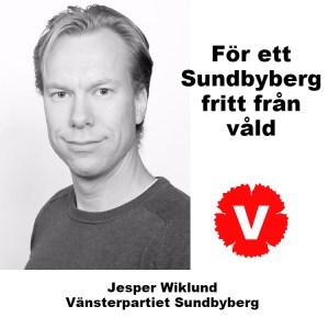 Ett Sundbyberg fritt från våld Jesper 3