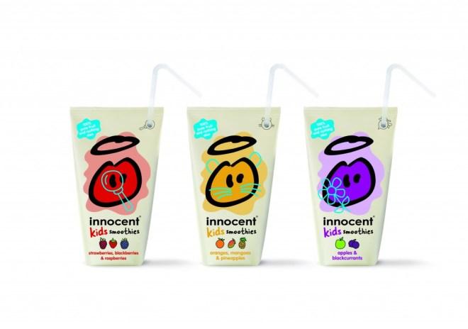 Tre lækre kids smoothies
