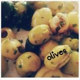 Smækre oliven