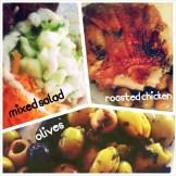 Marokkansk måltid