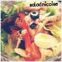 Salat nicoise - igen!