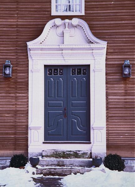 Authentic Colonial Doorways Period Authentic Connecticut