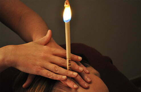 Hopi Ear Candling at Sunderland Physiotherapy Clinic