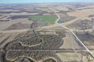 Towanda Kansas Land For Sale-Whitewater River Bottom Ground