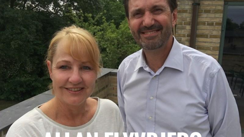 #13: Podcasten Sundhedsvisioner: Allan Flyvbjerg: Relationer skaber sammenhæng