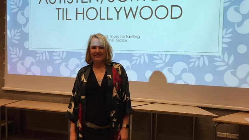 Nyt foredrag: Autisten, der drog til Hollywood