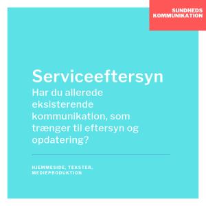 Serviceeftersyn