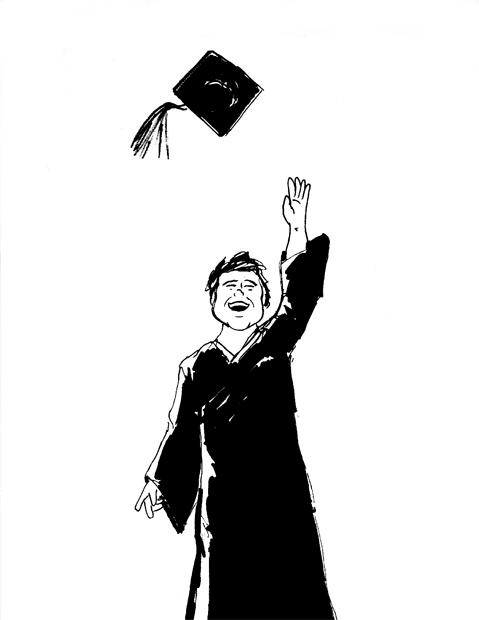 Illustration by Gabriel Ivan Orendain-Necocohea/Senior Staff