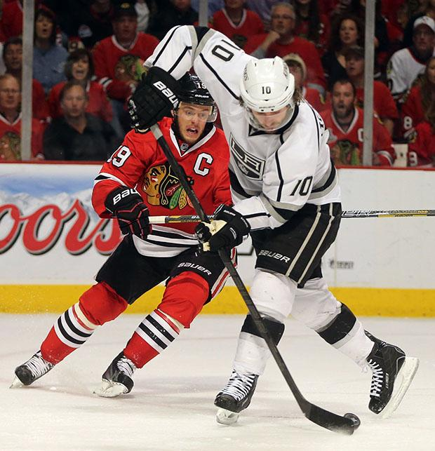 The Kings look to get back to the conference finals after losing to the Blackhawks in the playoffs last season. Photo courtesy of MCT.