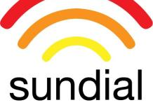 Sundial Logo: News, Sports. Lifestyle